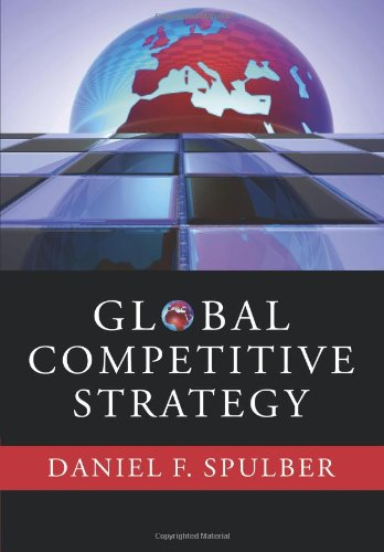 Global Competitive Strategy