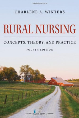 Rural Nursing: Concepts, Theory, And Practice, Fourth Edition front-953271