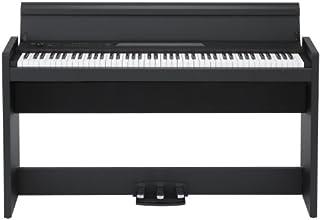 KORG 電子ピアノ LP-380-BK 88鍵 ブラック