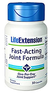 buy Life Extension Fast-Acting Joint Formula, 30 Capsules