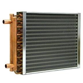 Images for Outdoor Wood Furnace Boiler 12x12 Heat Exchanger Water to Water Coil