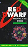 img - for The Red Dwarf Programme Guide (Revised) (Virgin) book / textbook / text book
