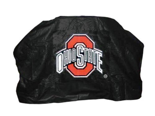 NCAA Ohio State Buckeyes 59-Inch Grill Cover