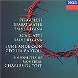 Scarlatti: Salve Regina / Pergolesi: Stabat Mater, Salve Regina