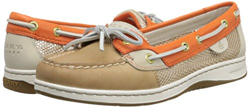 Sperry Top-Sider Women's Angelfish Open Mesh Boat Shoe sperry top sider bahama boat shoe little kid big kid