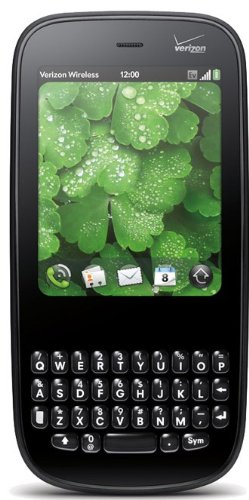 Palm Pixi Plus GSM with WebOS, Touch Screen, 2 MP Camera and Wi-Fi - Unlocked Phone - US Warranty - Black