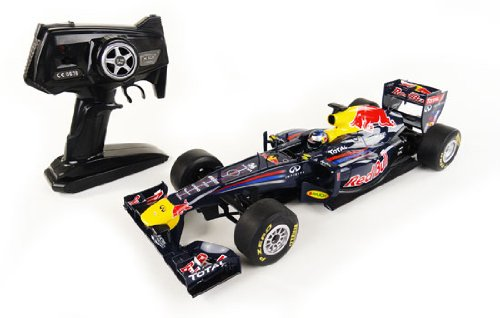 Formula 1 Red Bull Racing Ferrari RB7 1:12 RTR RC Car