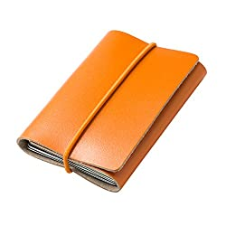 Moneywrap Slim Wallet by Daycraft - Orange