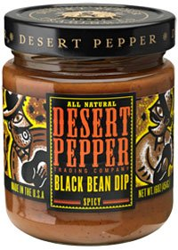 Desert Pepper Spicy Black Bean Dip by Desert Pepper