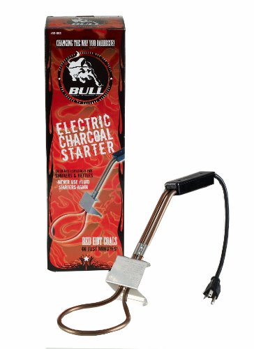 Bull Outdoor Products 02002 Electric Charcoal Starter