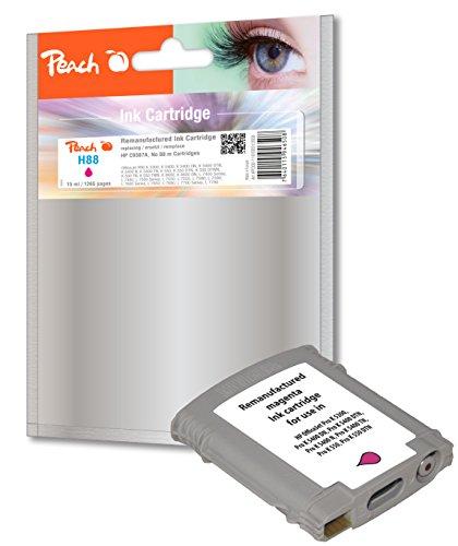 Peach PI300-118 Magenta Remanufactured Tintenpatronen Pack of 1