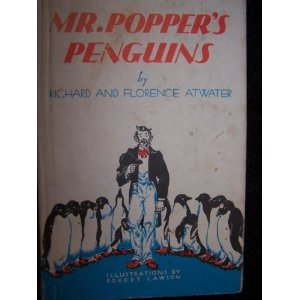 Mr. Popper's Penguins (Weekly Reader Books)