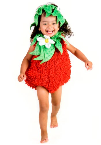 Baby Girls' Suzie Strawberry Costume