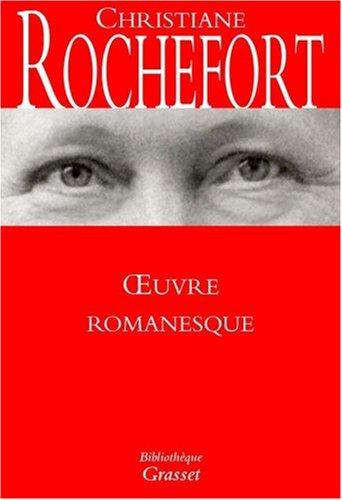 oeuvre-romanesque