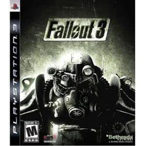 NEW Fallout 3 PS3 (Videogame Software)