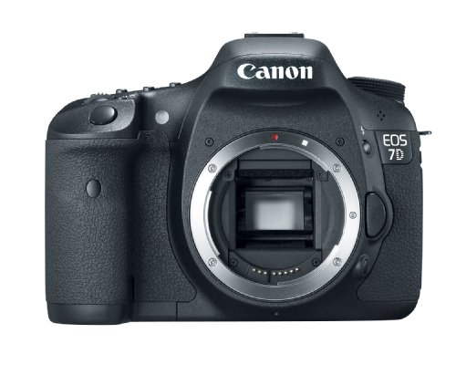 Canon EOS 7D (Body Only) is one of the Best Digital SLR Cameras Overall