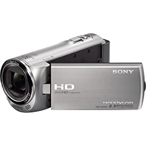 Sony HDR-CX220/S High Definition Handycam Camcorder with 2.7-Inch LCD (Silver)