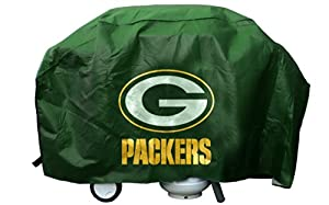 Green Bay Packers Official NFL Grill Cover by Rico Industries 386443 by Rico