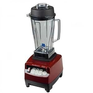 JTC OmniBlend V Rouge TM-8000 - 2 Litres SANS BPA + Garantie 5 ans