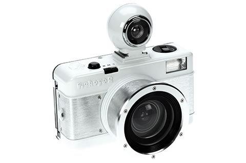 Lomo Fisheye 2 White Knight Edition - 35mm Camera [Camera] [Camera]
