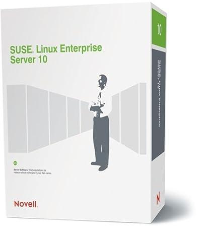 Suse Linux Enterprise Svr 10 / AMD64 & EM64T Bndl Max 32 CPU1YR