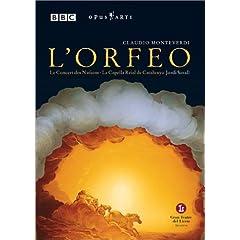 輸入盤サヴァール指揮 モンテヴェルディ:歌劇《オルフェオ》の商品写真