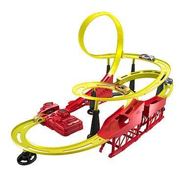 teamsterz-typhoon-piste-cascade-170-cm-avec-lanceur-2-mini-vehicule-diecast