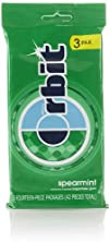 Orbit Sugar Free Gum, Spearmint (3 Pa…