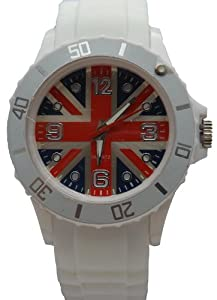Montre Enfant Ado London Drapeau Anglais Union Jack Londres par bellos