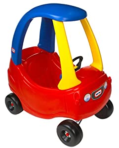 Cozy Coupe II Car - Blue