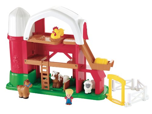 Fisher Price Y8660 - La fattoria dei Little People