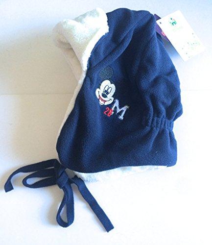 ref8b22-lic232-berretto-peruviano-chapka-in-pile-motivo-topolino-per-bambini-colore-blu-bianco-licen