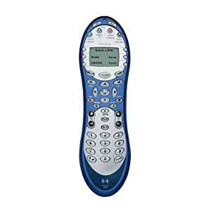 Logitech Harmony 628 Advanced Universal Remote (Blue/Silver) (Discontinued by Manufacturer)