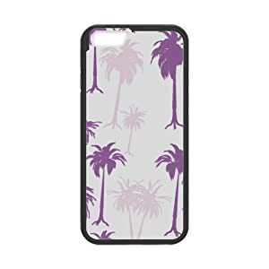 super shining day Discount Tropical Palm Tree TPU Material Snap on Case Cover for 4.7