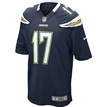 Nike Philip Rivers San Diego Chargers Youth Game Jersey - Navy (M) Ret.$70 by Nike
