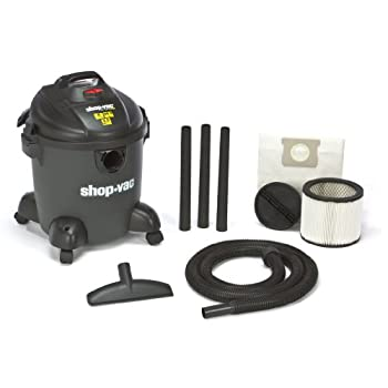 Shop for Shop-Vac 5867300 3.5-Peak Horsepower QSP Quiet Deluxe Wet/Dry Vacuum, 8-Gallon