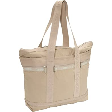 LeSportsac Medium Travel Tote (Latte)