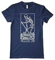Tarot Card Series - La Mort American Apparel T-Shirt