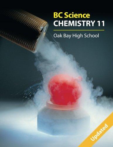Bc Science Chemistry 11: Oak Bay Secondary