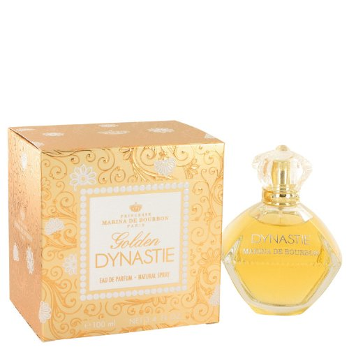 a6e08a03ec8 Compare Prices Golden Dynastie by Marina De Bourbon Eau De Parfum Spray 3 4  oz 100 ml for Women Pink Sugar by Aquolina Vial sample 04 oz for Women