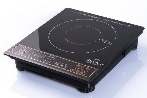 Secura 8100MC 1800W Shirt-pocket Induction Cooktop Countertop Burner, Gold