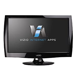 Amazon.com: VIZIO M220NV 22-Inch Full HD 1080P LED LCD HDTV with VIA Internet Application, Black: Electronics