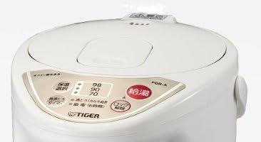 TIGER マイコン電動ポット 2.2L アーバンホワイト PDR-A220-WU