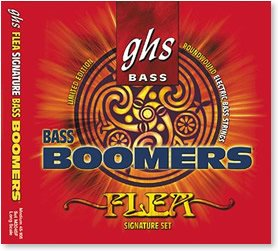 GHS M3045F Flea Signature Bass Boomers Medium