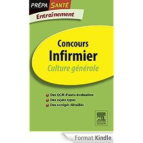 Concours Infirmier Culture g�n�rale Entra�nement.