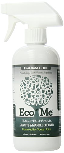 Natural Marble And Granite Cleaner : Eco me natural granite and marble cleaner fragrance free