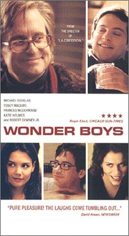 Wonder Boys [VHS]