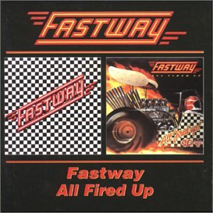 FASTWAY - Fastway/All Fired Up - Zortam Music