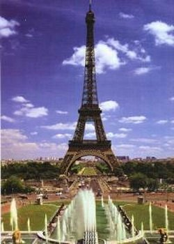 Cheap Educa Eiffel Tower 1000 Piece Puzzle (B003G4UJAI)