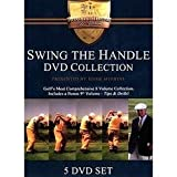 Eddie Merrin's Swing the Handle Golf Complete 5 Disc DVD Collection